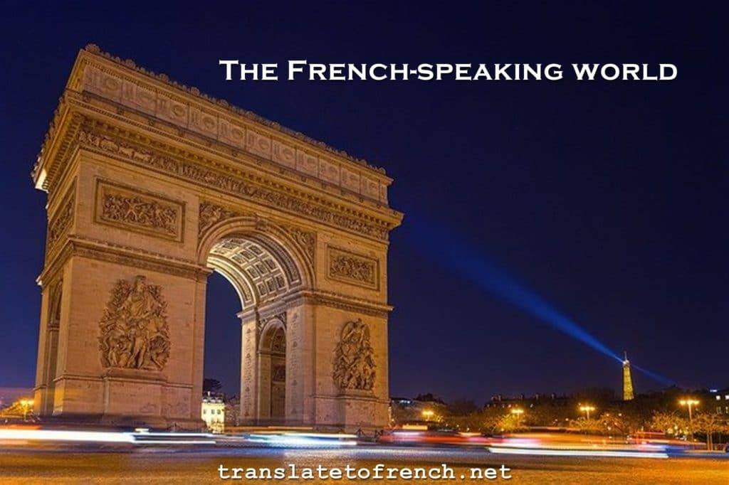 How can the French-speaking world become accessible to authors?